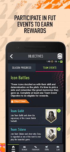 EA SPORTS™ FIFA 22 Companion screenshot 5