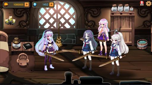 Rogue-like Princess : OFFLINE PIXEL RPG screenshot 1
