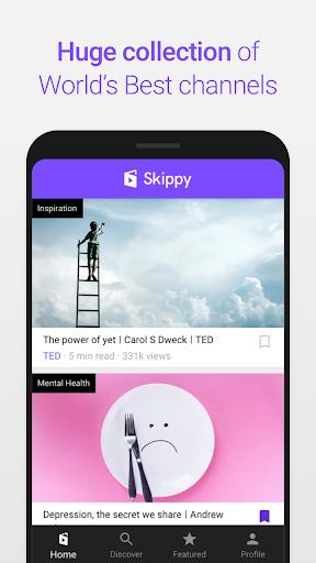 Skippy - Better English, Better Life! 6 تصوير الشاشة