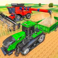 Pak Tractor Cargo 3D Farming on 9Apps