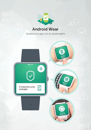 Kaspersky Antivirus Android Gratis - Seguridad screenshot 13
