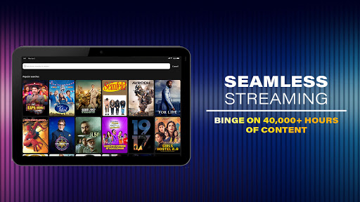 SonyLIV: Originals, Hollywood, LIVE Sport, TV Show screenshot 8