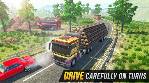Indian Cargo Truck Driver 2021 screenshot 7