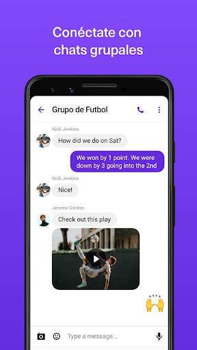 TextNow - Textos y Llamadas screenshot 5