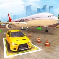 एयरपोर्ट कार ड्राइविंग गेम्स: पार्किंग स्कूल 2021 on 9Apps