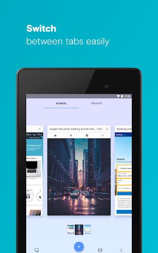 Opera browser beta screenshot 12