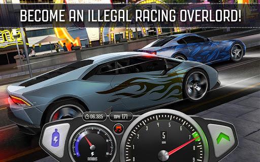 Top Speed: Drag & Fast Racing screenshot 4