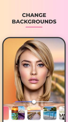 FaceApp - Face Editor, Makeover & Beauty App स्क्रीनशॉट 4