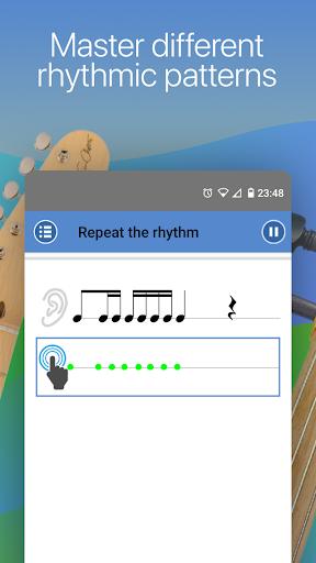 Rhythm Trainer 2 تصوير الشاشة