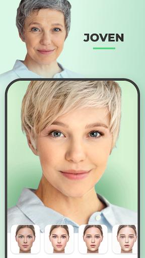 FaceApp: Editor facial, de maquillaje y belleza screenshot 3