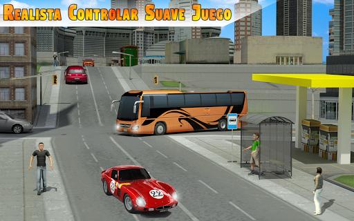 Ciudad Autobús Simulador 3D - Adictivo juego screenshot 3