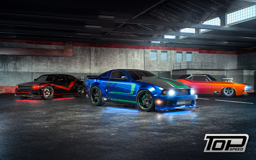 Top Speed: Drag & Fast Street Racing 3D screenshot 12