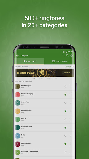 Free Ringtones for Android™ screenshot 1