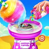 Kapas Permen Shop - Anak Permainan Memasak on 9Apps