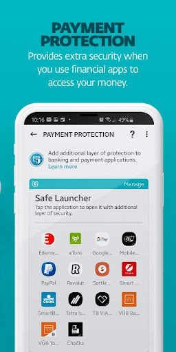 ESET Mobile Security & Antivirus screenshot 8
