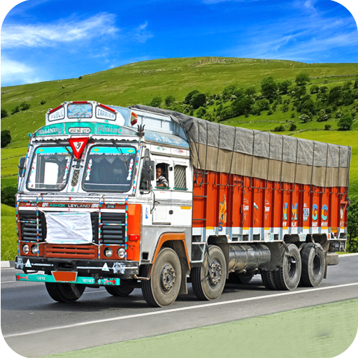 New Offroad Cargo Truck Driving Simulator Game 3D icon