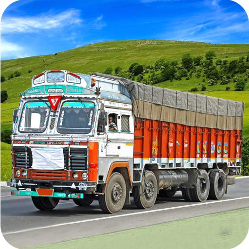 Big Truck Driving Games 2021- New Truck Games 3D