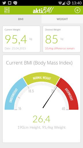 Kalkulator IJB dan buku dairi berat badan screenshot 1