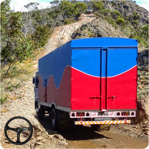 Cargo Truck Offroad Driving Simulator 2021 icon