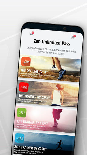 C25K® - 5K Running Trainer screenshot 7