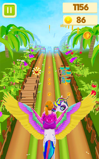 Royal Princess Island Run : Endless Running Game screenshot 4
