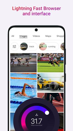 Opera Touch: fast, new & modern web browser screenshot 7