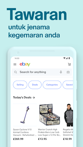 eBay - Buy, Bid & Save screenshot 3