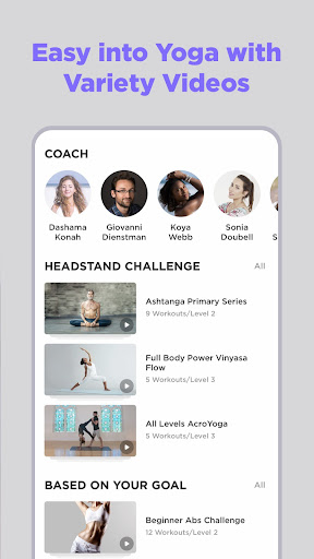 Daily Yoga   Fitness Yoga Plan&Meditation App screenshot 6
