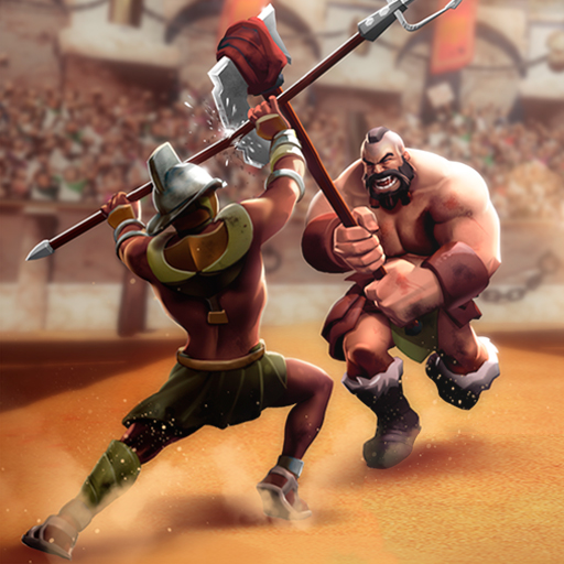 Gladiator Heroes - Fighting and strategy game icon