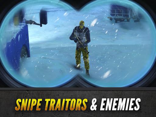 Sniper Fury: Online 3D FPS & Sniper Shooter Game screenshot 3