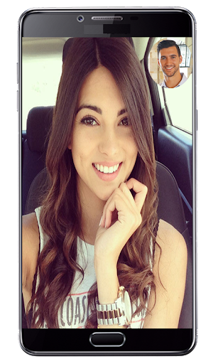 Live Video Call - Random Video Chat & Fake Call screenshot 2