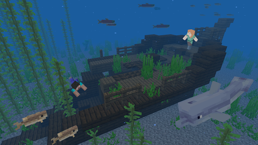 Uji Coba Minecraft screenshot 4