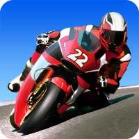 Course Réelle de Moto 3D on 9Apps