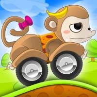 Animal Cars Kids Racing Game on 9Apps