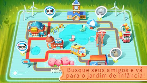 Ônibus escolar do Bebê Panda screenshot 2