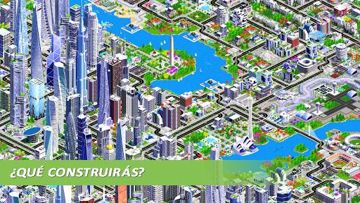 Designer City: Juego de construcción screenshot 1