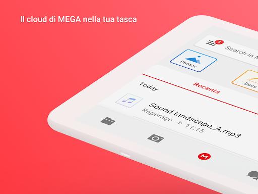 MEGA screenshot 7