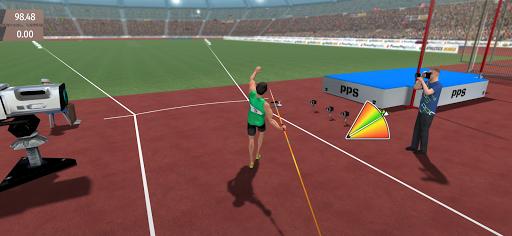 Athletics Mania: Atletica leggera giochi estivi screenshot 7