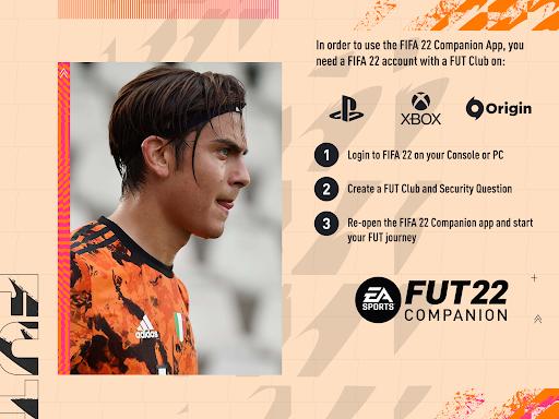 EA SPORTS™ FIFA 22 Companion screenshot 7