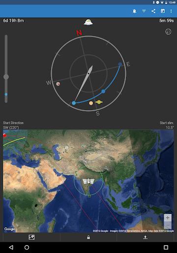 ISS Detector screenshot 12