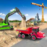 City Construction Simulator: Forklift Truck Game on 9Apps