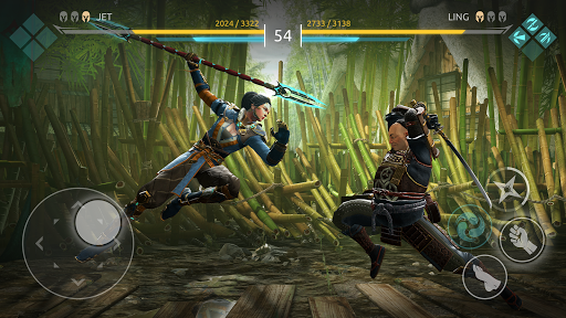 Shadow Fight Arena — PvP Fighting game screenshot 2