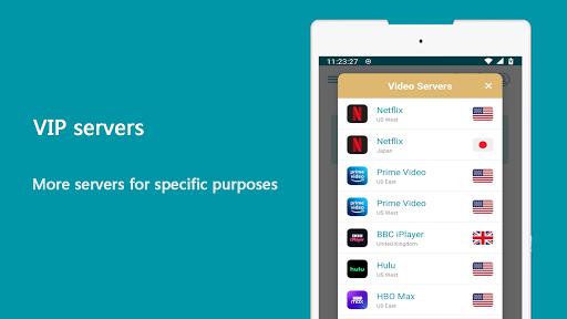 Thunder VPN – Schnelles, kostenloses VPN screenshot 10