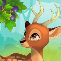 Animal Village-forest zoo & pet merge farm games on 9Apps