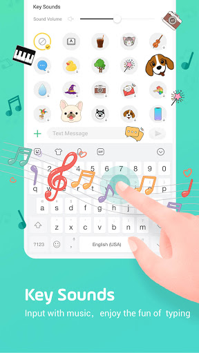이모티콘 키보드 Facemoji - 이모티콘, 키보드 screenshot 4