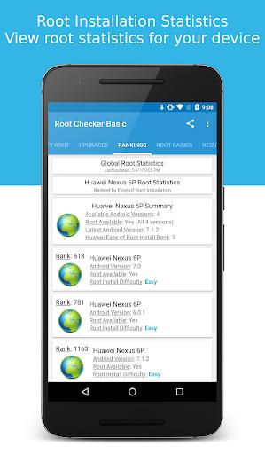 Root Checker 4 تصوير الشاشة