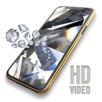 Diamond Live Wallpaper & Animated Keyboard on 9Apps