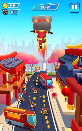 Talking Tom Hero Dash screenshot 3