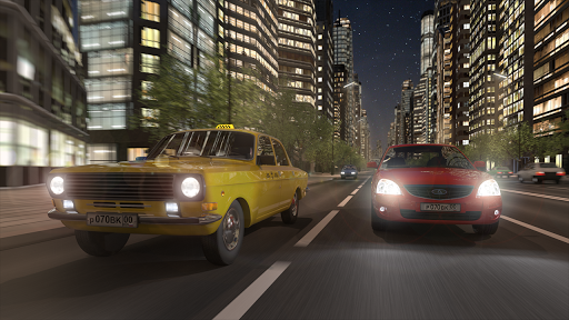 Driving Zone: Russia screenshot 4