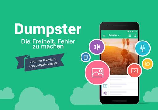 Dumpster: Rette gelöschte Bilder, Videos & Dateien screenshot 9